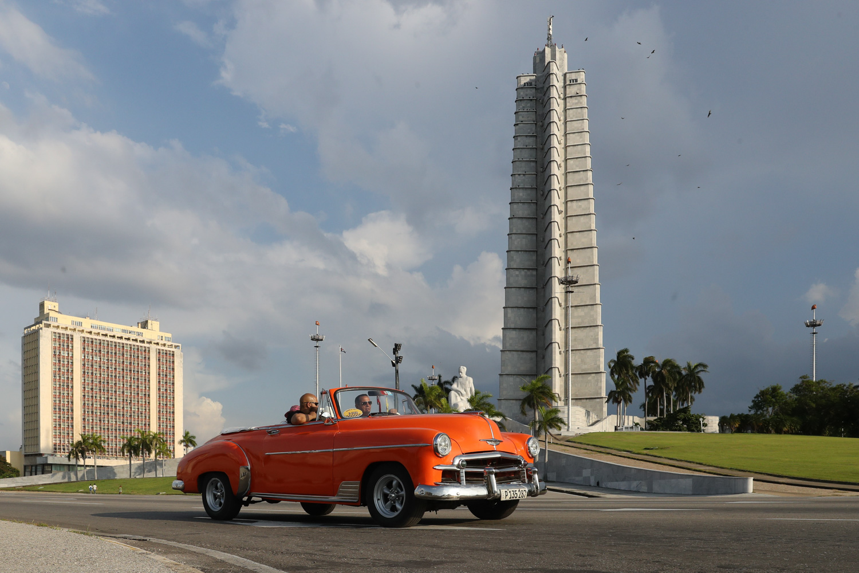 Plaza de la Revolución - Cuba Photography
