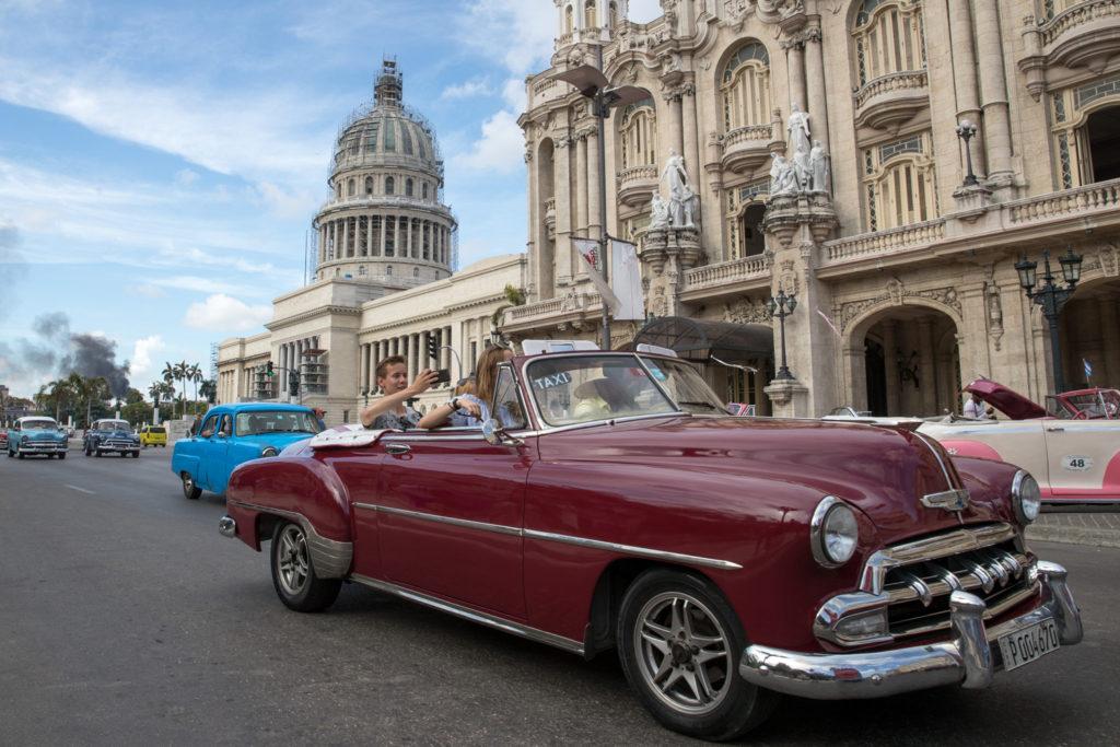 Havana, Cuba - Sunday, July 30, 2017.