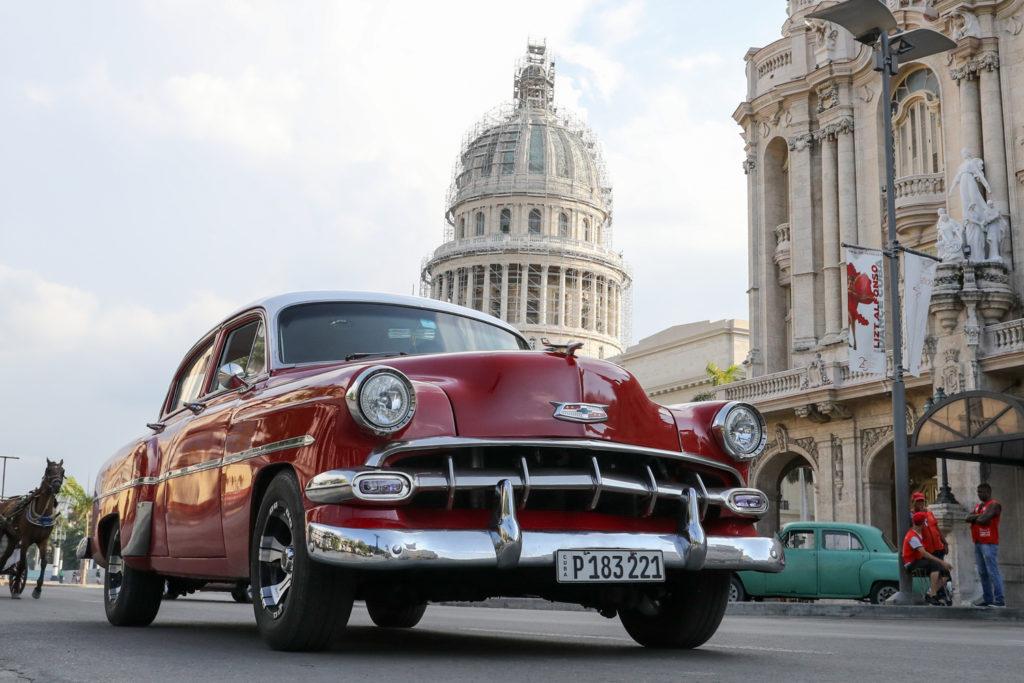 Havana, Cuba - Wednesday, August 2, 2017.