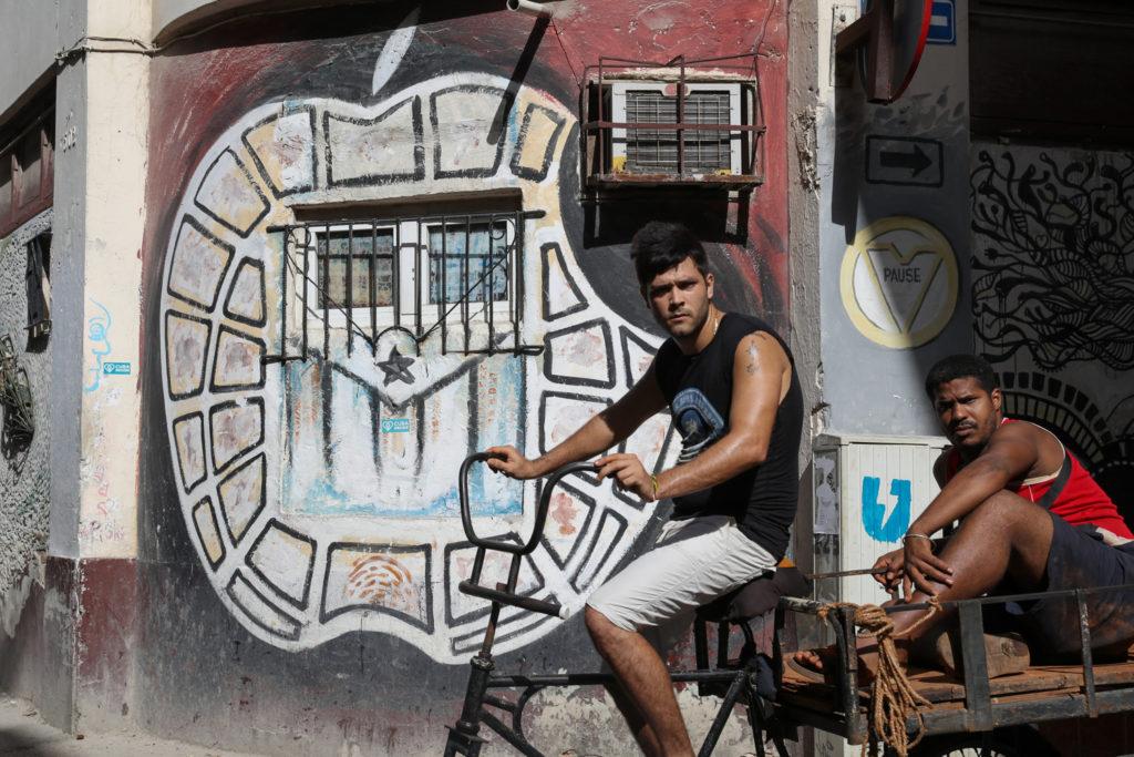 Havana, Cuba - Friday, August 4, 2017.  Cuban Fisherman